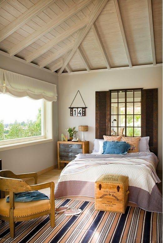oblon interior dormitor