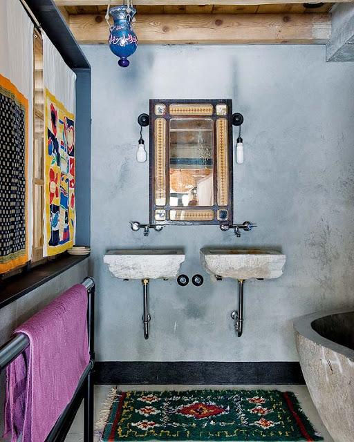 Fabrika de Case - Baia incearca sa reproduca ideea unui hamam