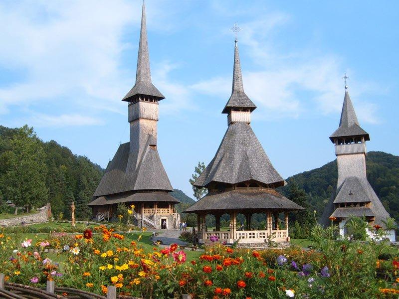 Fabrika de Case - Bisericile din lemn, Maramures