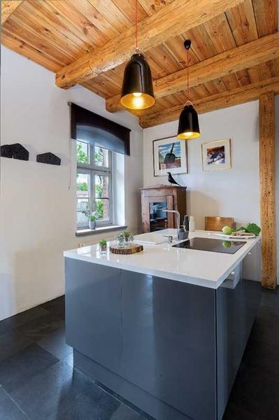 Fabrika de Case - Bucataria este cea mai moderna incapere din casa