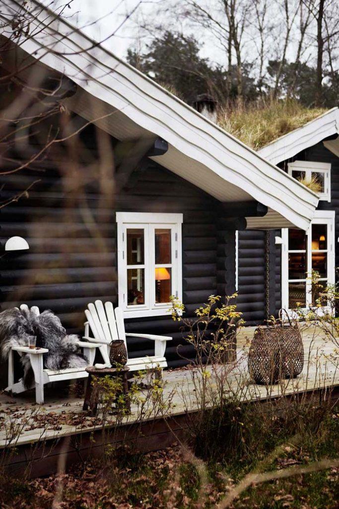 Fabrika de Case - Cabana din lemn in Danemarca