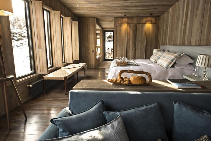 Fabrika de Case - Cele 12 cabane sunt la o distanta considerabila, una de cealalta, oferind sentimentul de intimitate