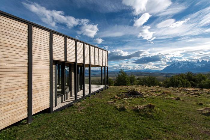 Fabrika de Case - Hotelul Awasai este la doar cativa km distanta de Parcul National Torres del Paine