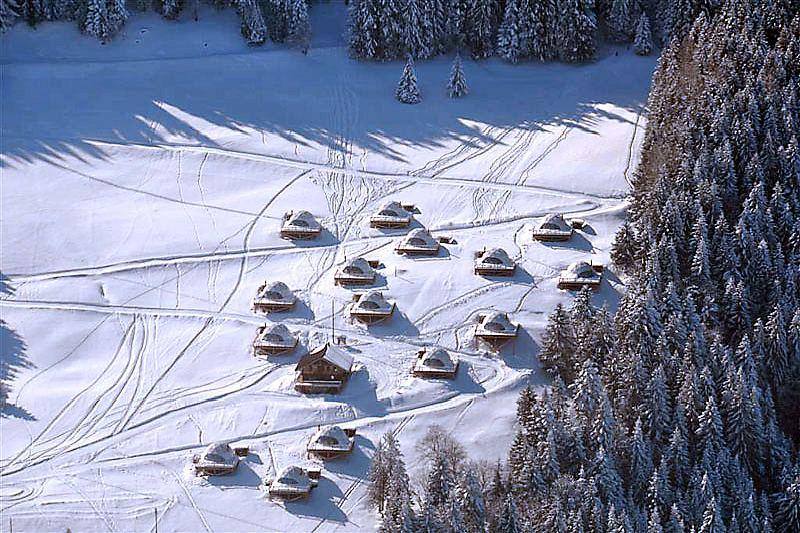 Fabrika de Case - Whitepod, Elvetia