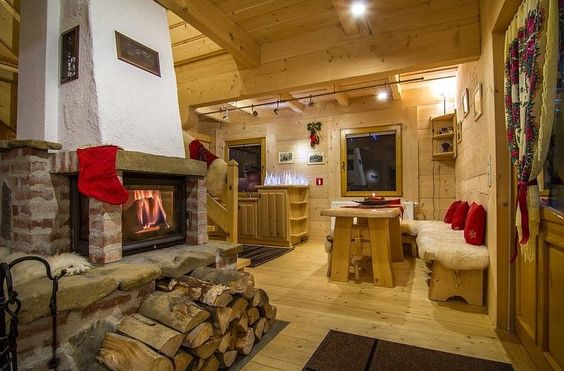 Fabrika de Case - Cabana in Alpi