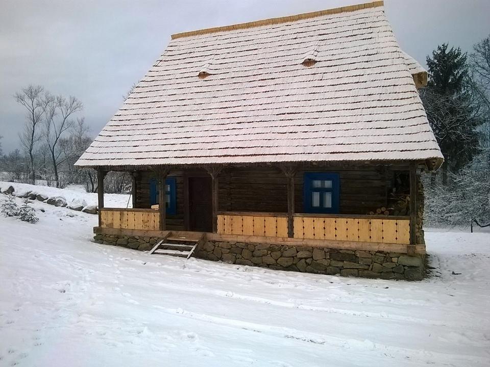 Fabrika de Case - Iarna la Casa din Vale