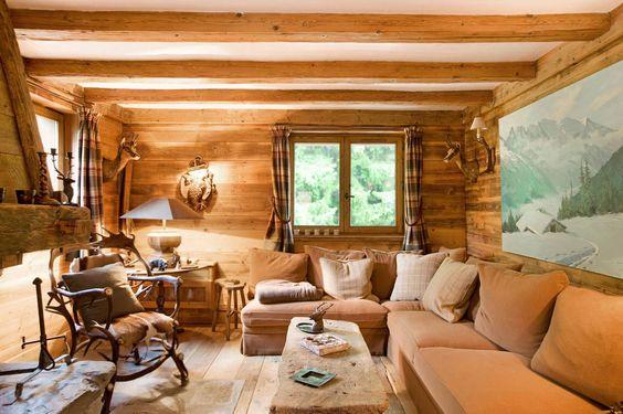 Fabrika de Case - Pereti din lemn