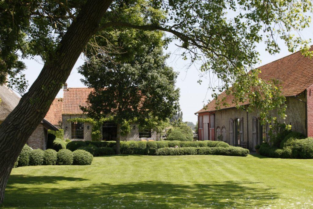 Fabrika de Case - The Little Monastery, Belgia