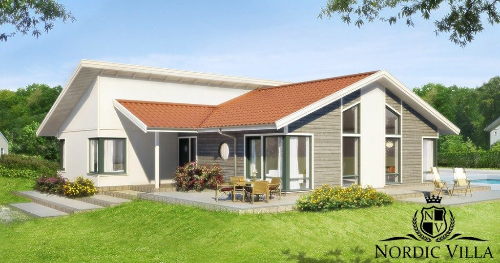 Fabrika de Case - Vila HELSINGBORG, Nordic Villa