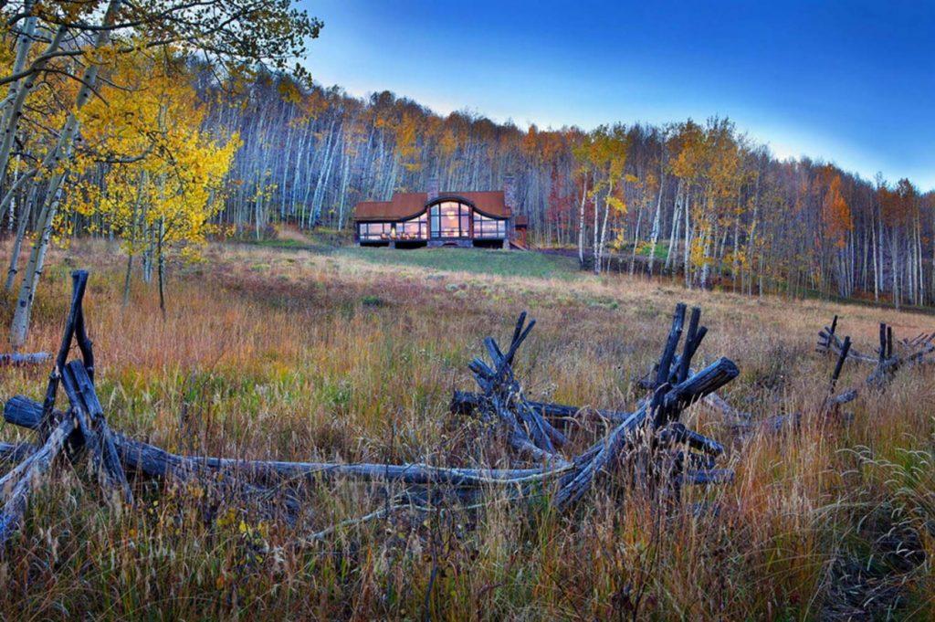 Fabrika de Case - Cabana moderna in Colorado