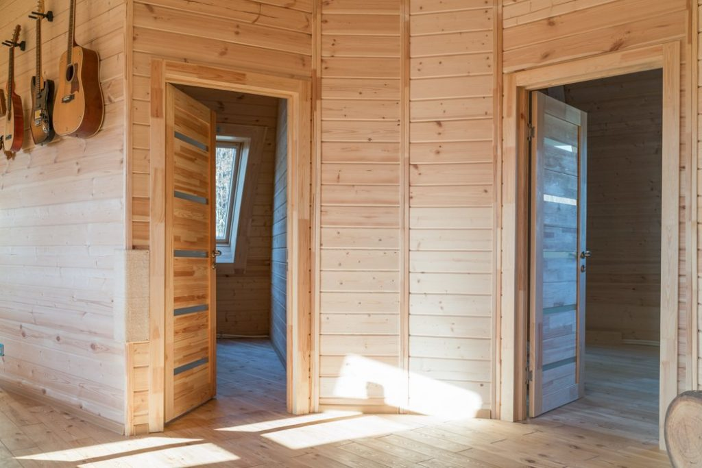 Fabrika de Case - Casa sub forma de dom in Rusia