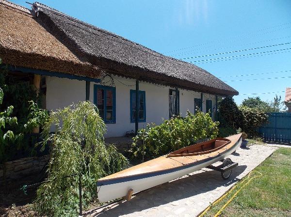 Fabrika de Case - Casa traditionala, Jurilovca