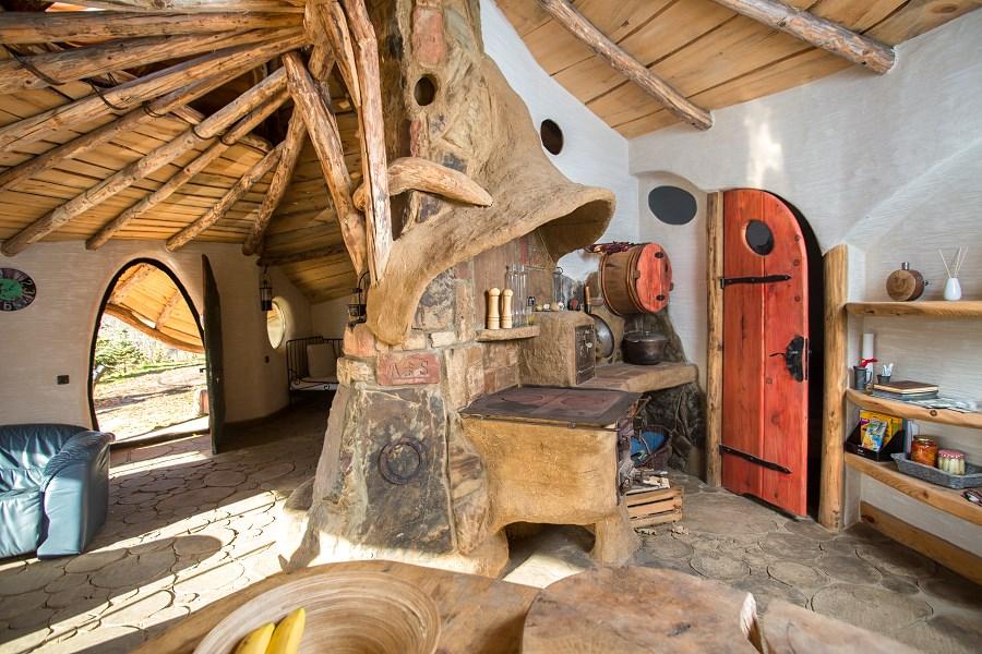 Fabrika de Case - Casa hobbit din Polonia