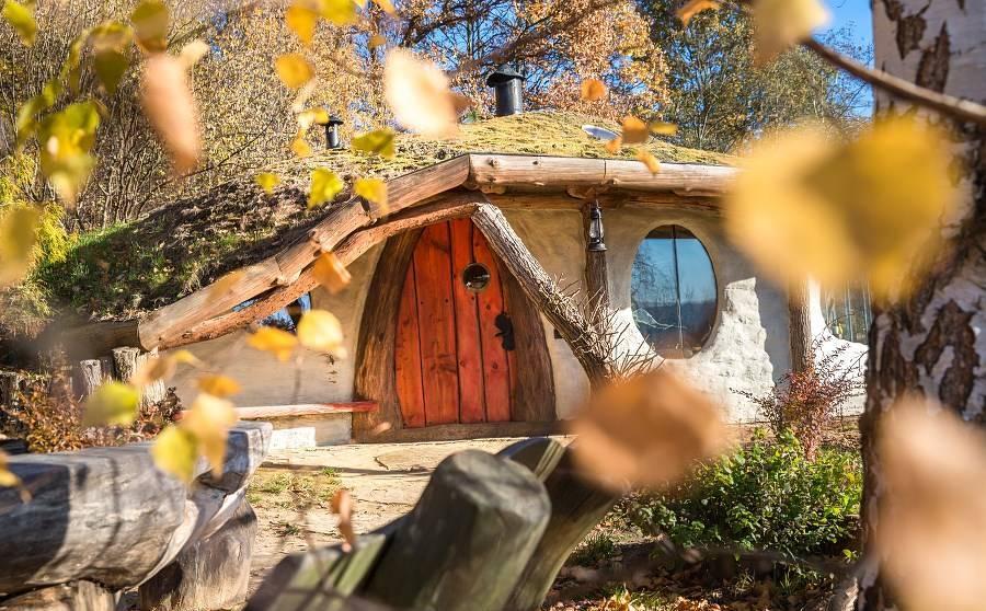 Fabrika de Case - Casa hobbit in Polonia