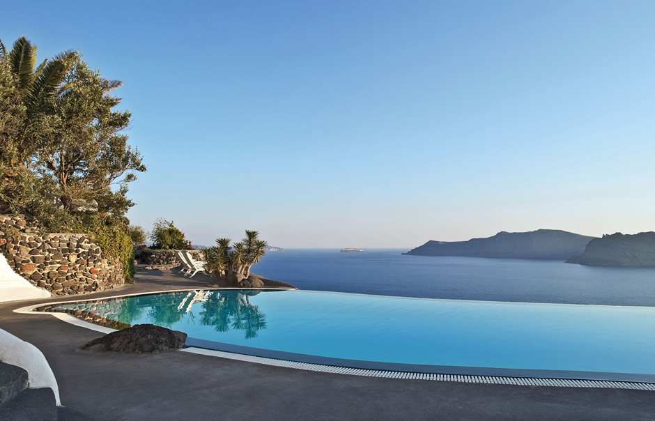 Fabrika de Case - Hotel Perivolas, Santorini