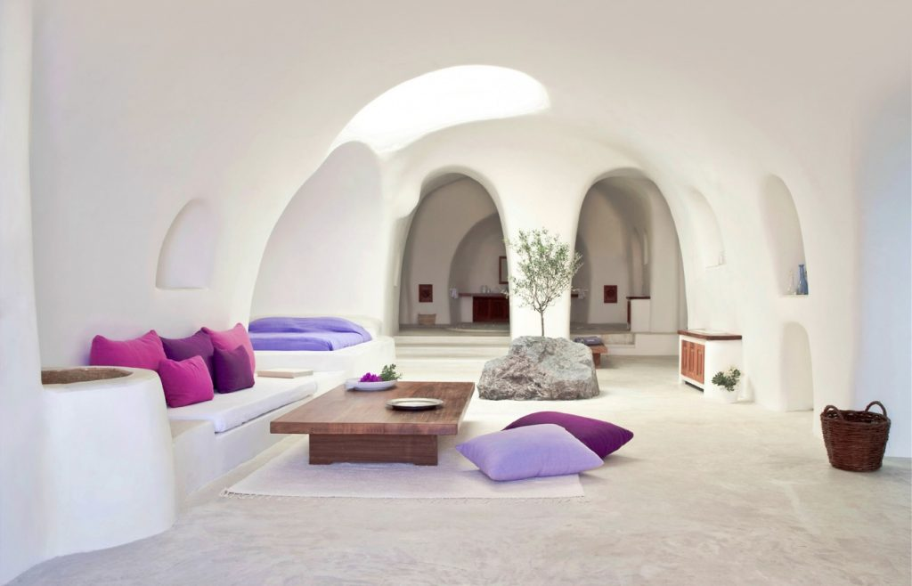 Fabrika de Case - Perivolas Hotel, Santorini