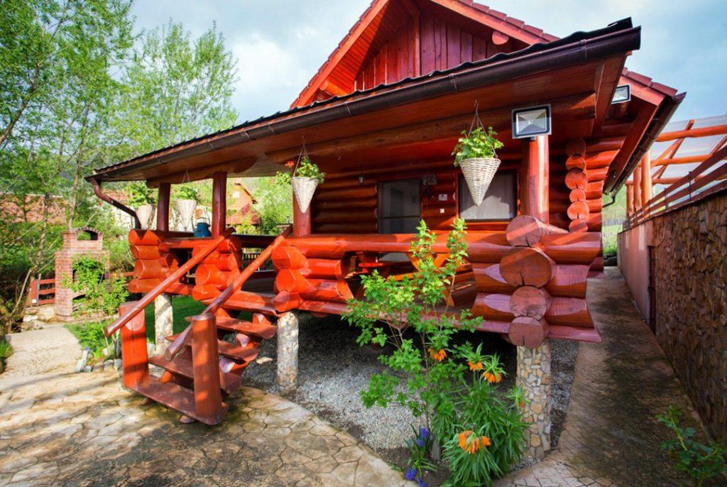 Fabrika de Case - Cabana in Marginimea Sibiului