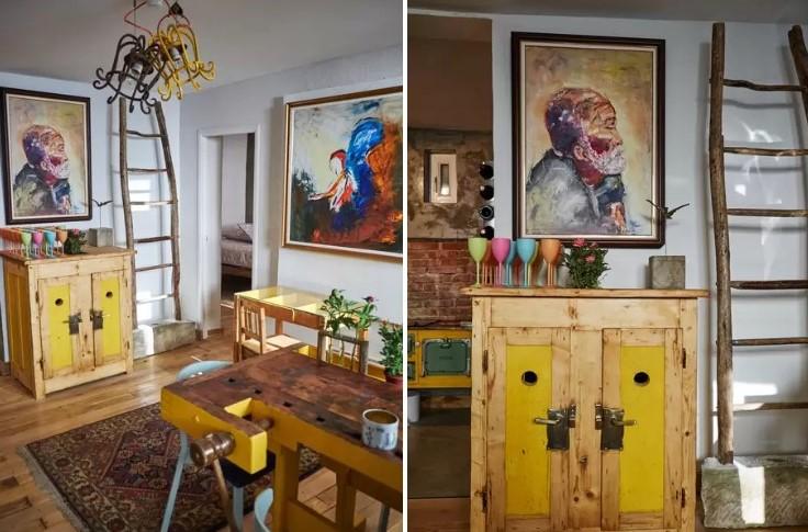 Fabrika de Case - Locuri de cazare în Cluj
