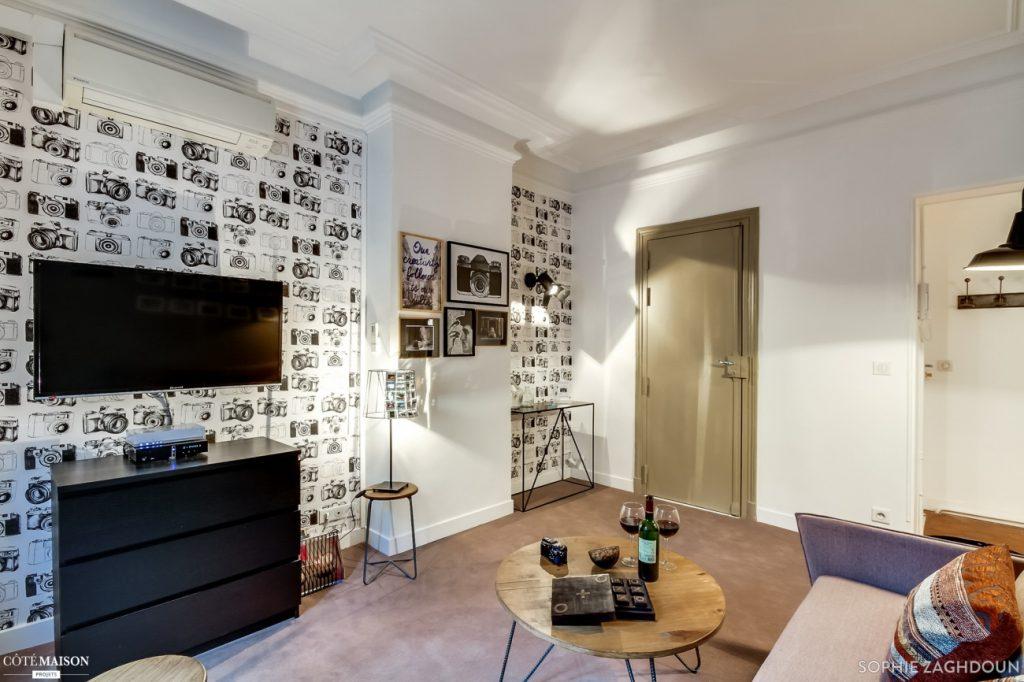 Fabrika de Case - Apartament in inima Parisului