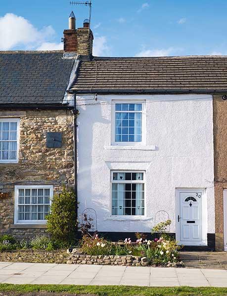 Fabrika de Case - Casa in nord estul Angliei