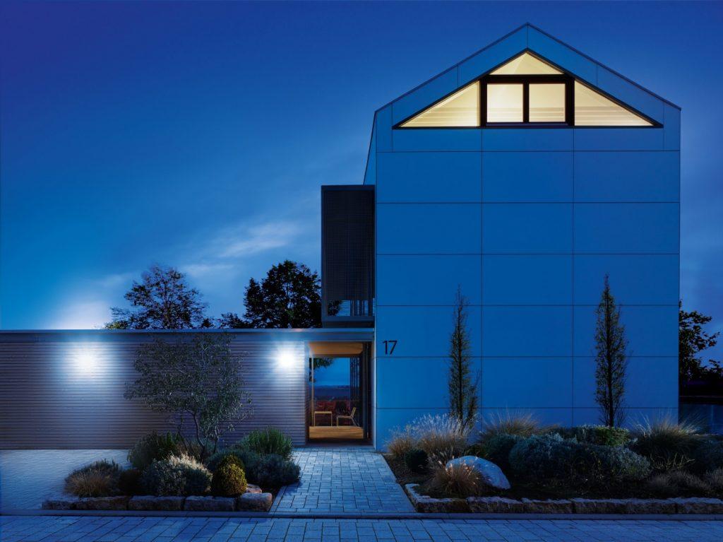 Fabrika de Case - Iluminat exterior
