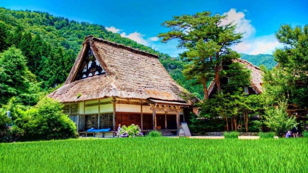 Fabrika de Case - Satucele din Japonia ce par suspendate in timp