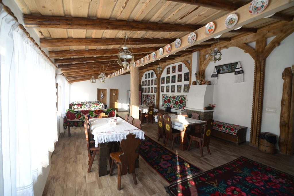 Casa traditiilor