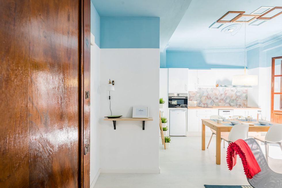 Open space apartament Valencia