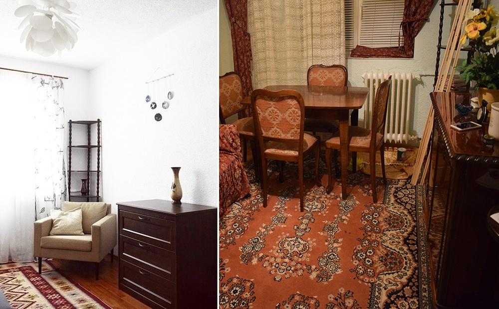 sufragerie apartament Bucuresti