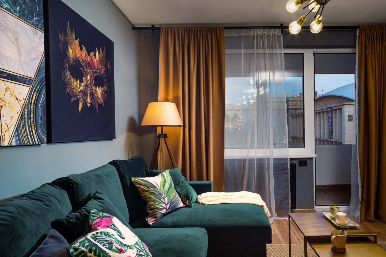 living apartament Bucuresti
