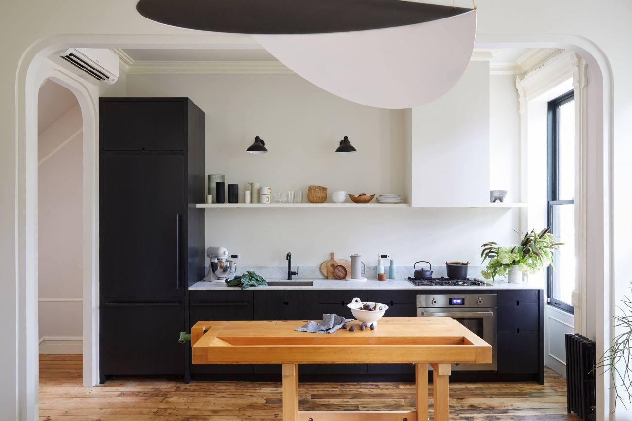 mobilier minimalist bucatarie